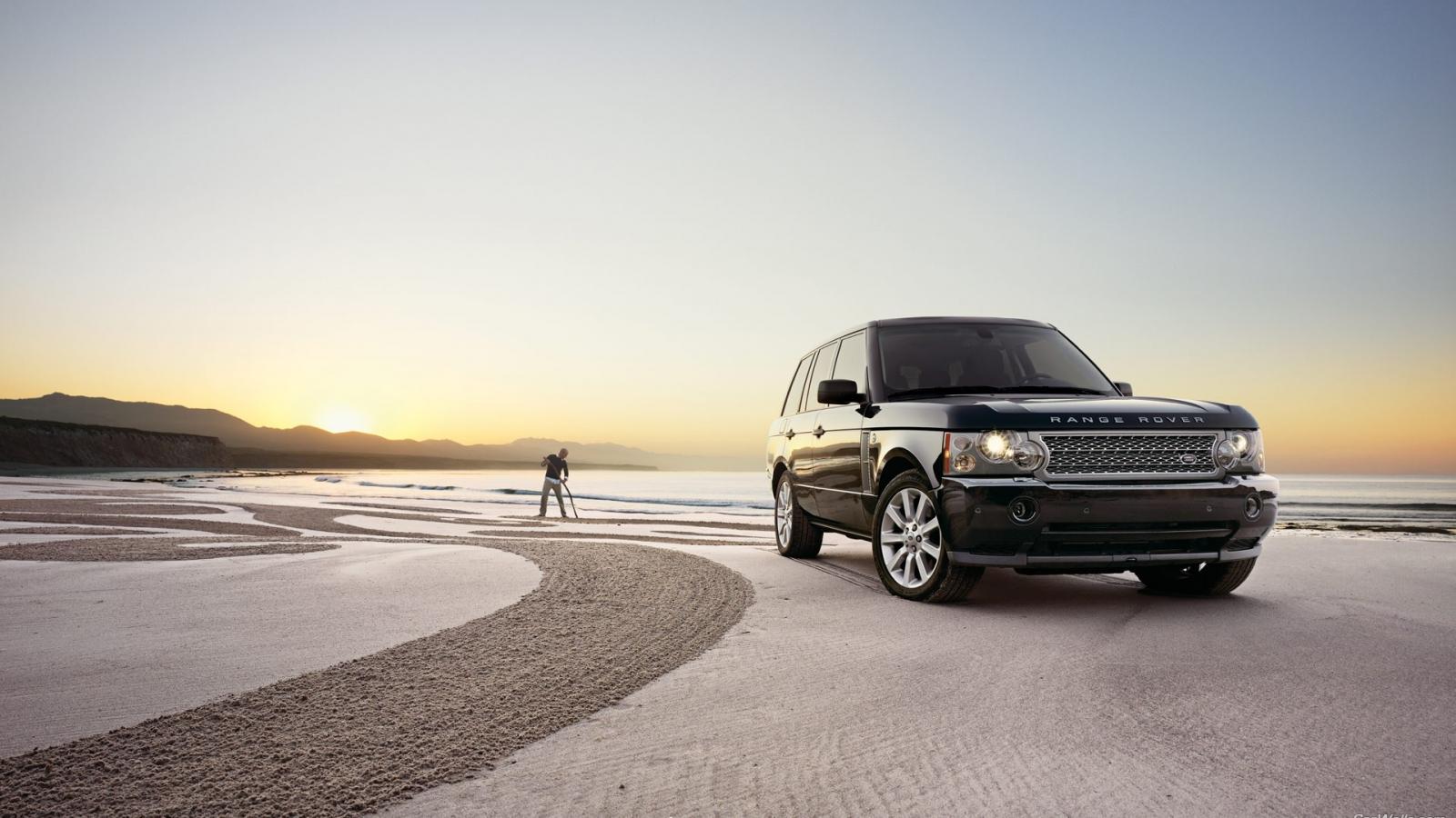 Range Rover - 1600x900