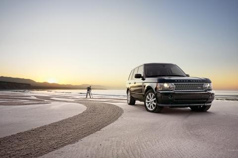 Range Rover - 480x320