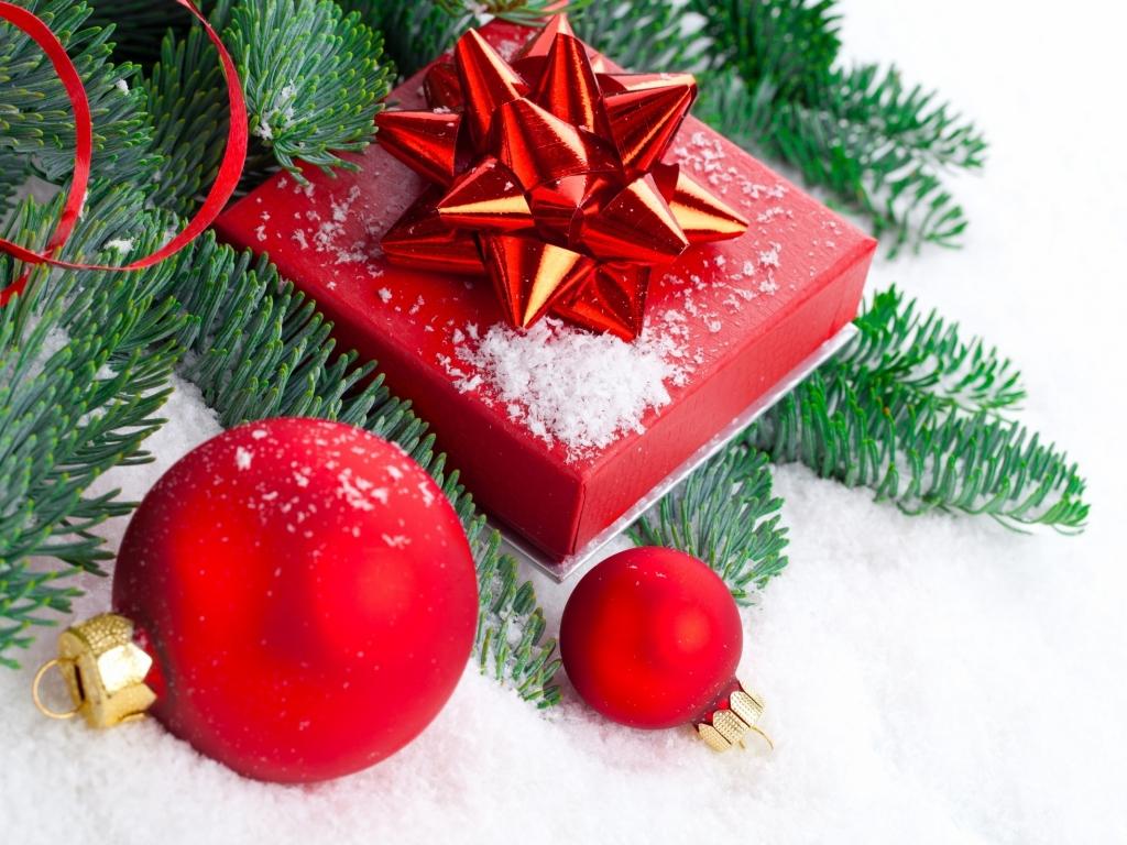 Regalos y navidad - 1024x768