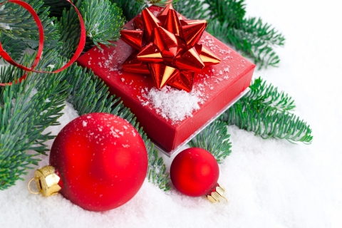 Regalos y navidad - 480x320
