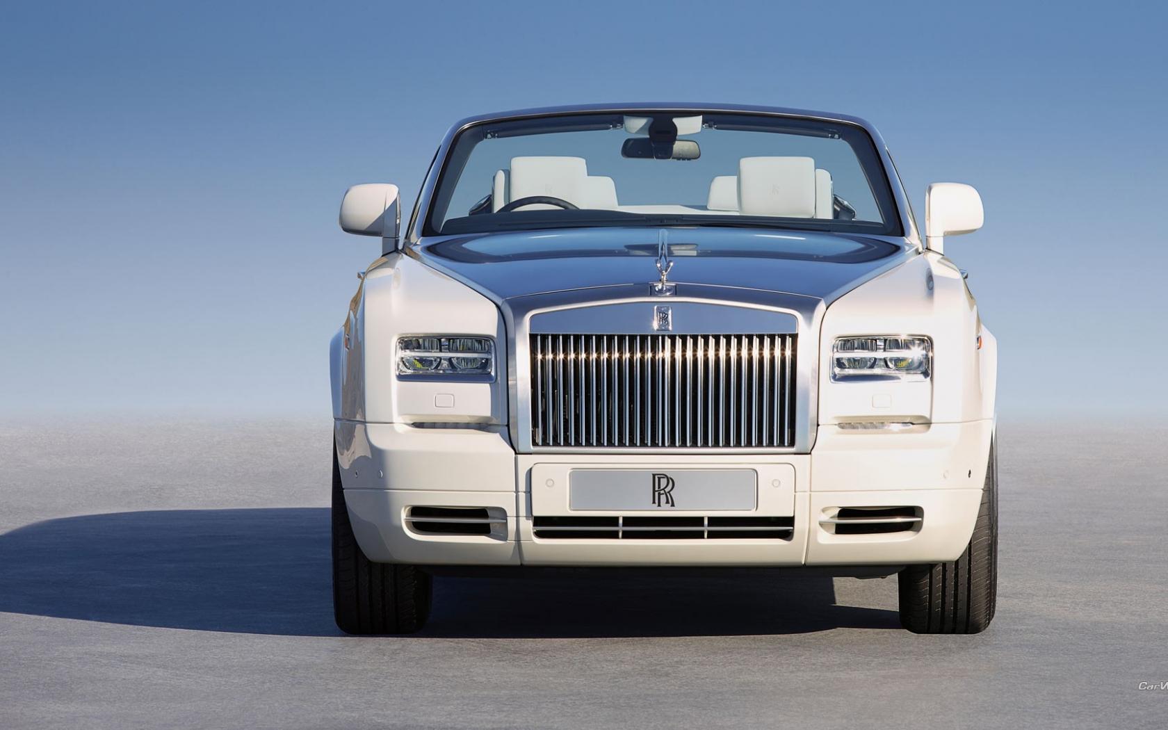 Rolls Royce Phantom - 1680x1050
