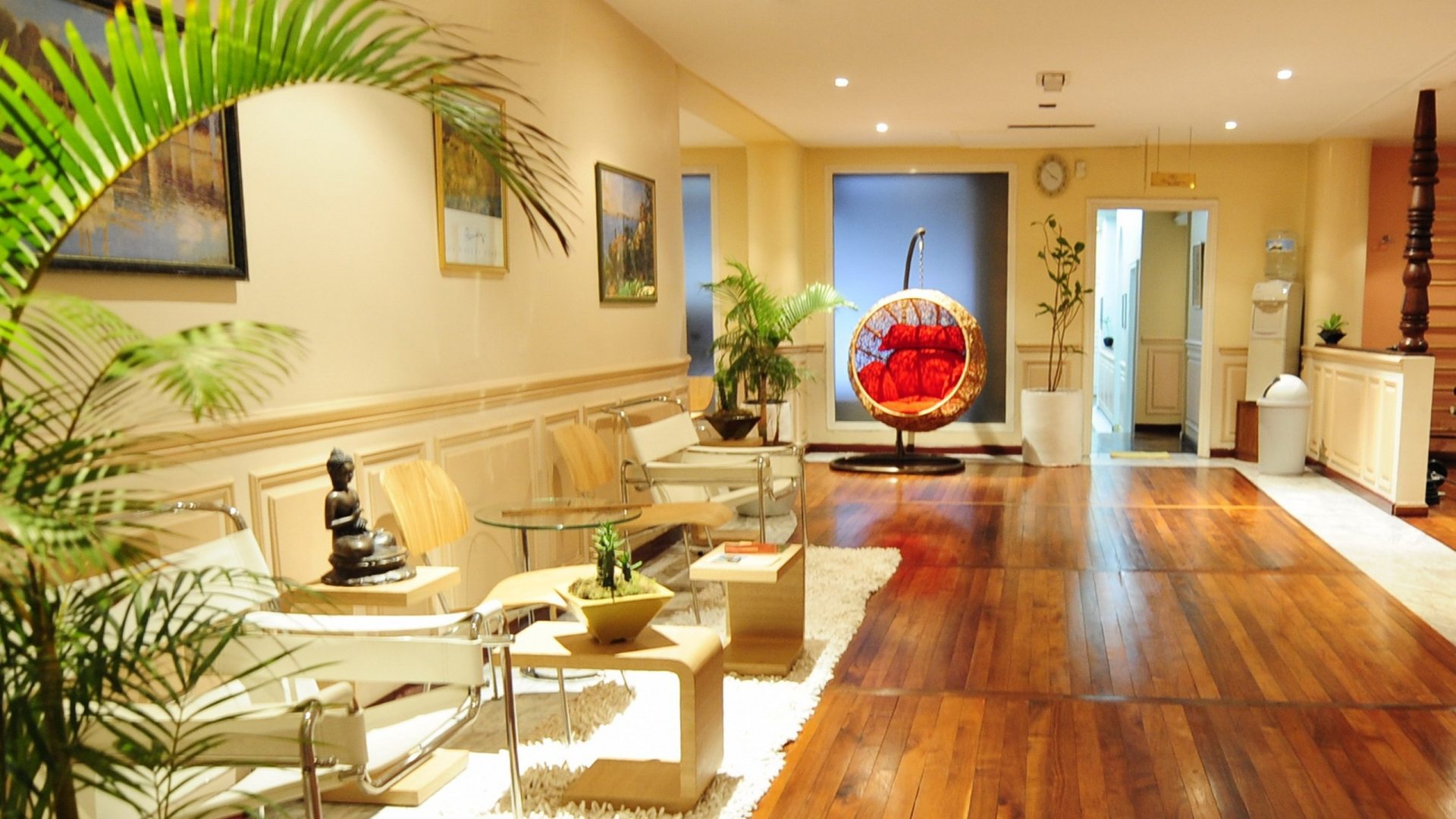 Diseno De Interiores Hd Of Sala Es Espera De Hotel Hd 1920x1080 Imagenes