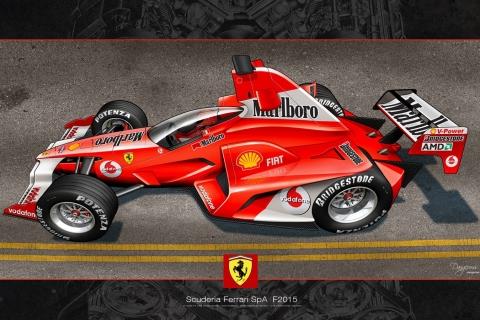 Scuderia Ferrari SpA 2015 - 480x320