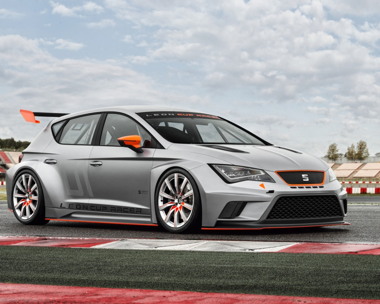 Seat Leon Cup Racer - 1280x1024
