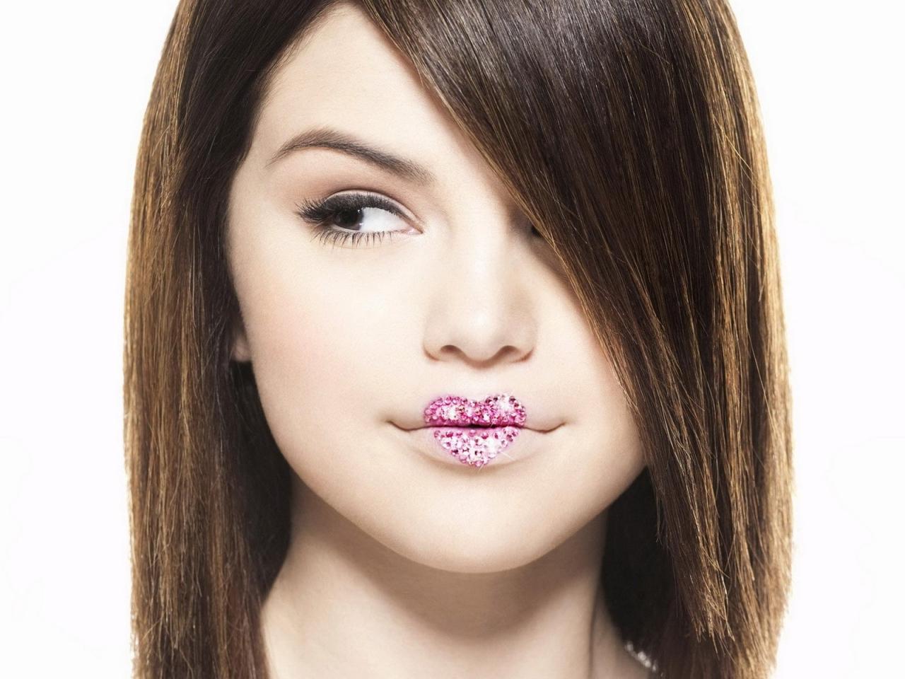 Selena Gomez rostro - 1280x960