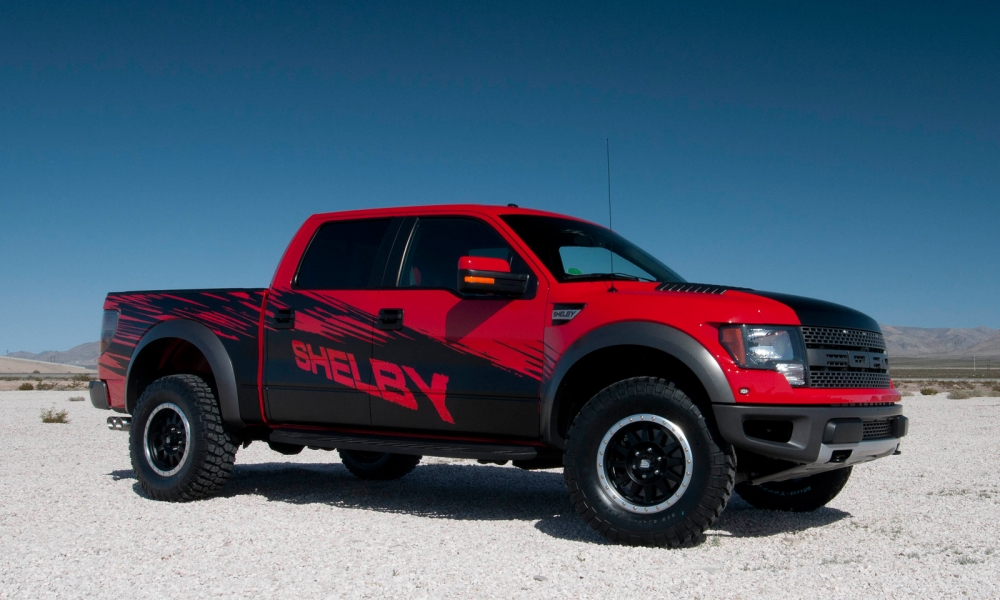 Shelby Ford F-150 - 1000x600