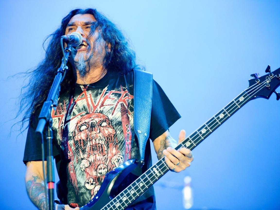 Slayer en concierto - 1152x864