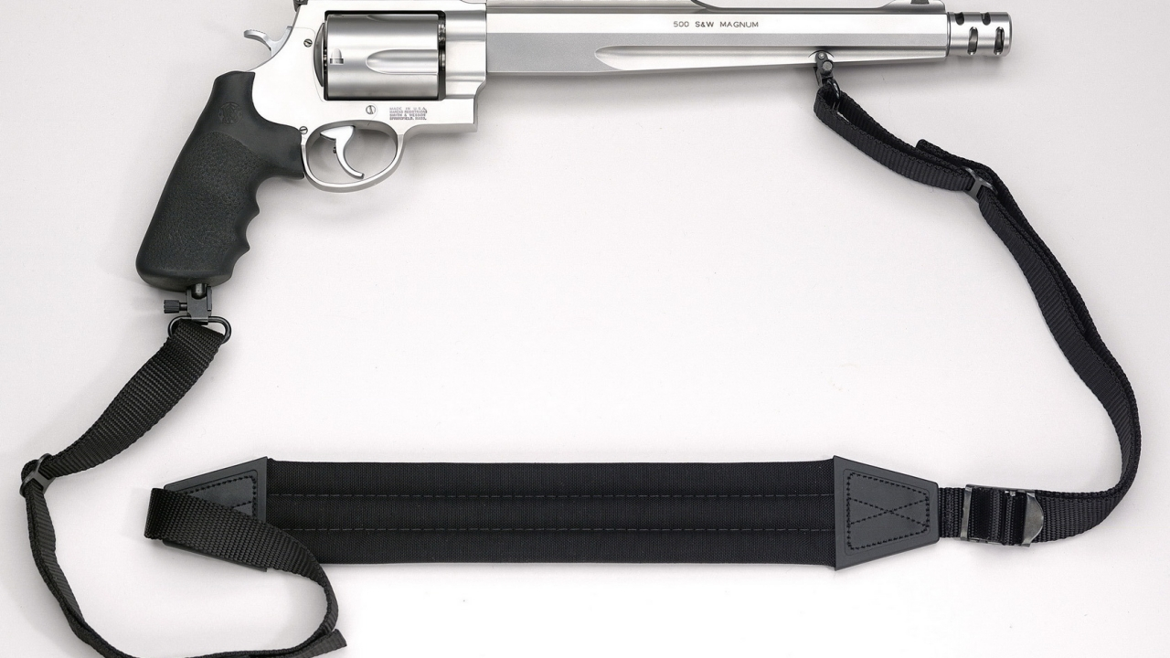 Smyth & Wesson Magnum - 1280x720