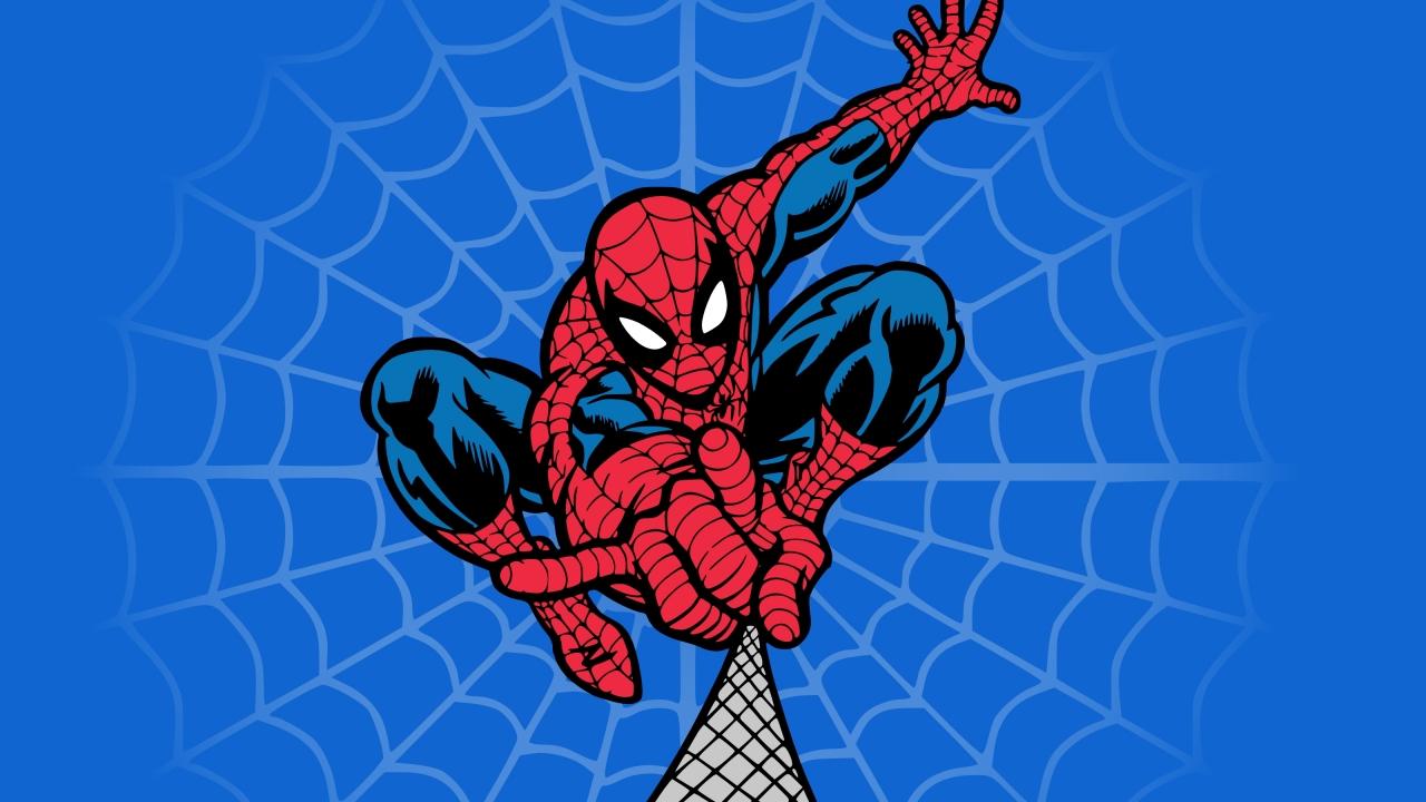 Spiderman en comics - 1280x720