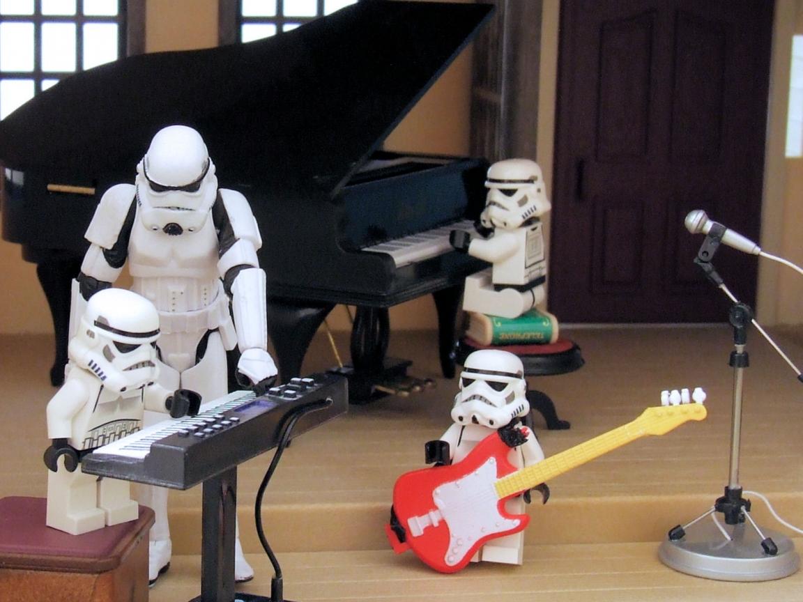 Star Wars Rock - 1152x864