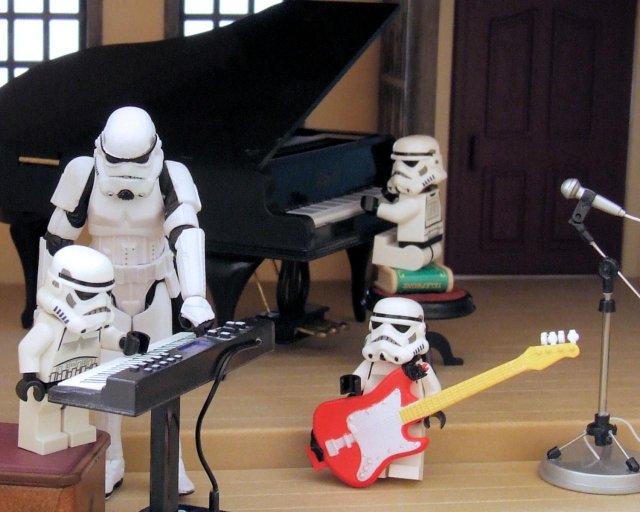 Star Wars Rock - 1280x1024