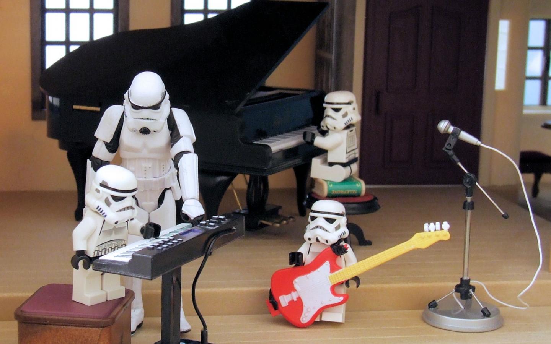 Star Wars Rock - 1440x900