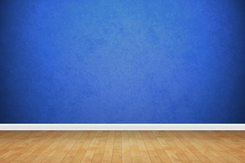 Textura de pared azul - 480x320