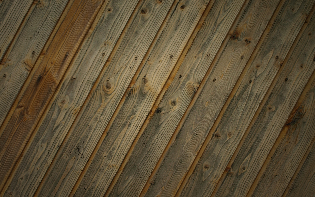 Textura de tablas de madera - 1280x800
