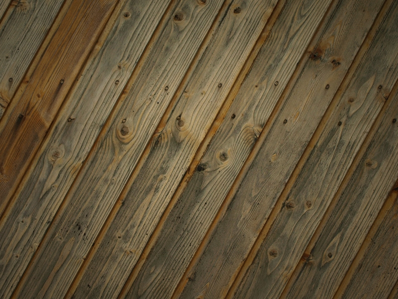 Textura de tablas de madera - 800x600