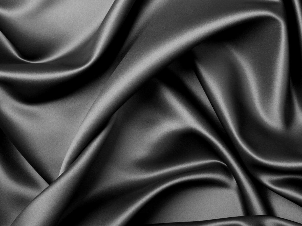 Textura de tela negra - 1152x864