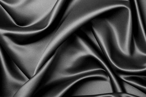 Textura de tela negra - 480x320