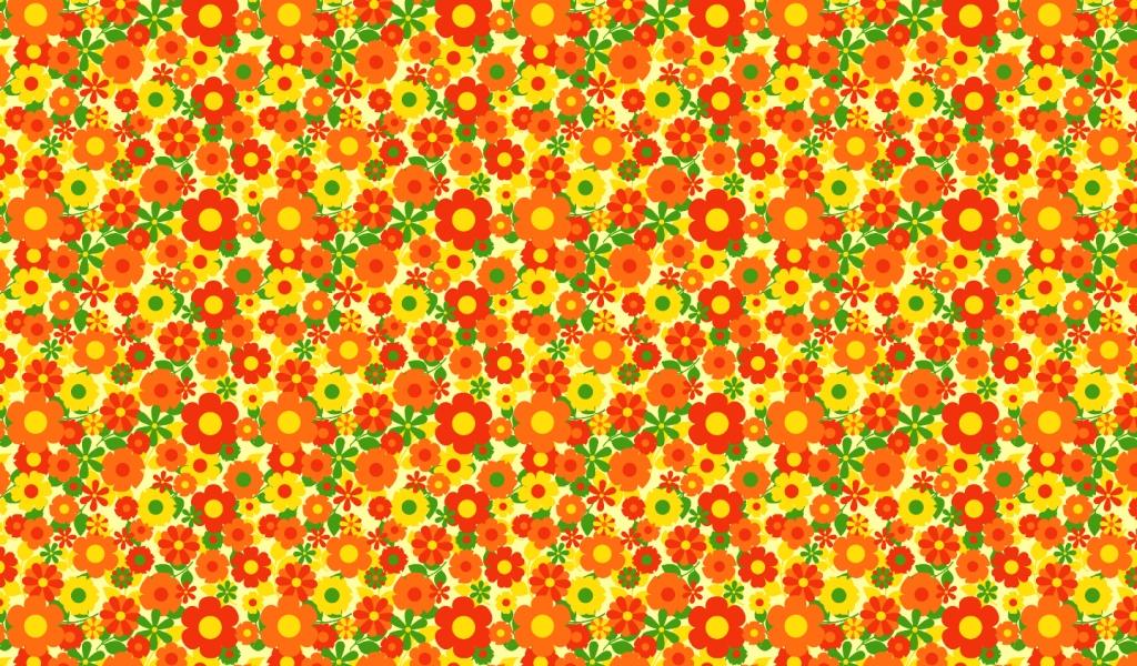 Cosas Para Photoscape Flores Y Plantas Arboles Ps: Texturas De Flores Hd 1024x600