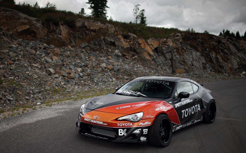 Toyota 86-X - 1440x900