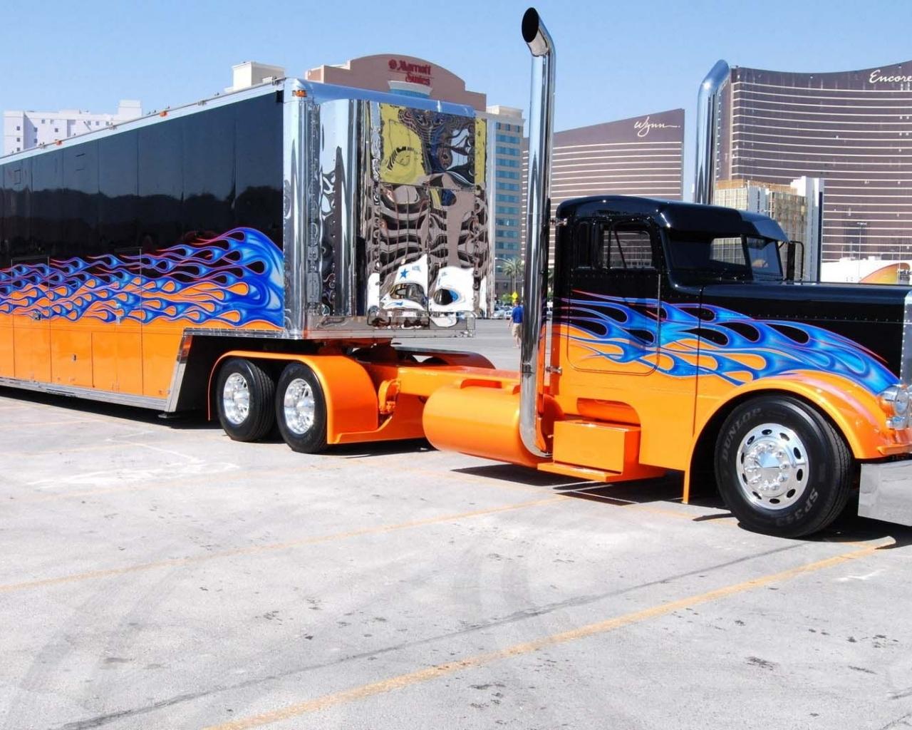 Tunning en camiones - 1280x1024
