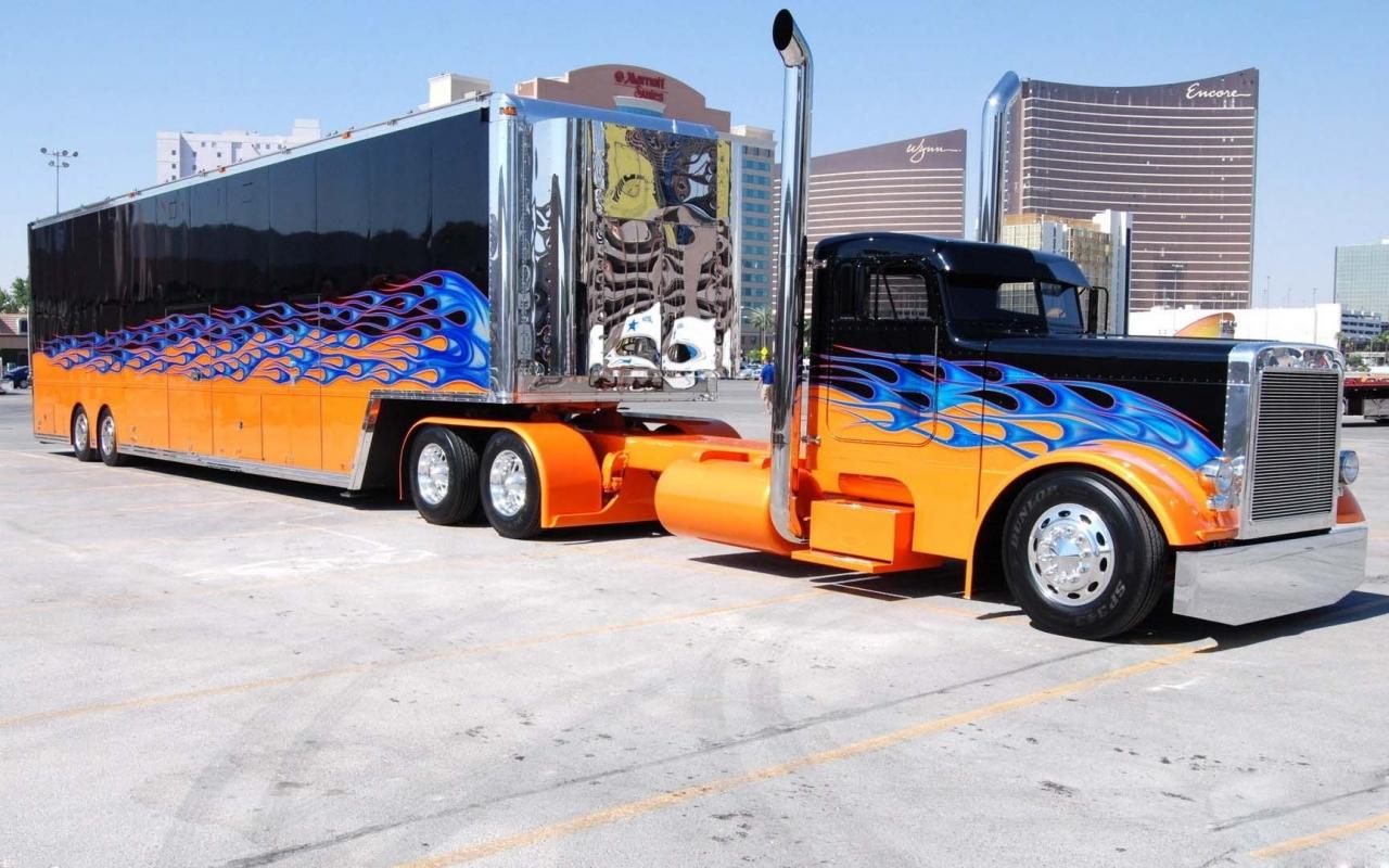 Tunning en camiones - 1280x800
