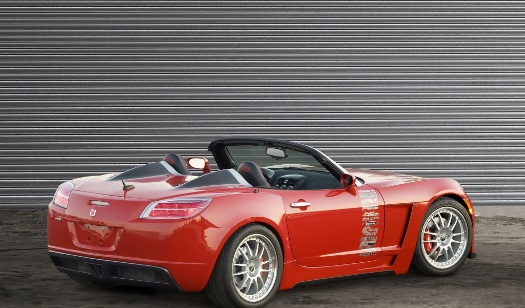 Turbo Saturn Sky tuning - 1024x600