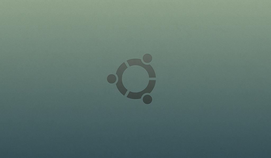 Ubuntu logo - 1024x600