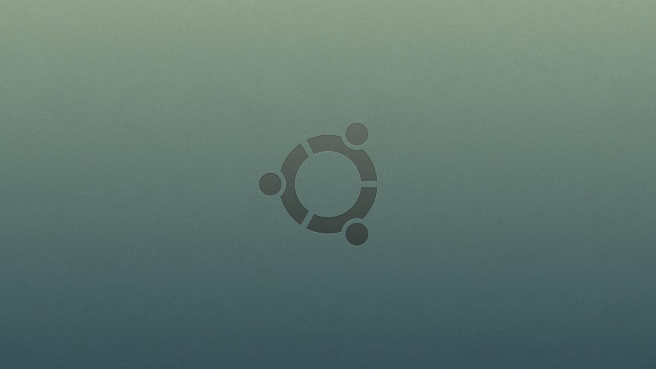 Ubuntu logo - 1280x720