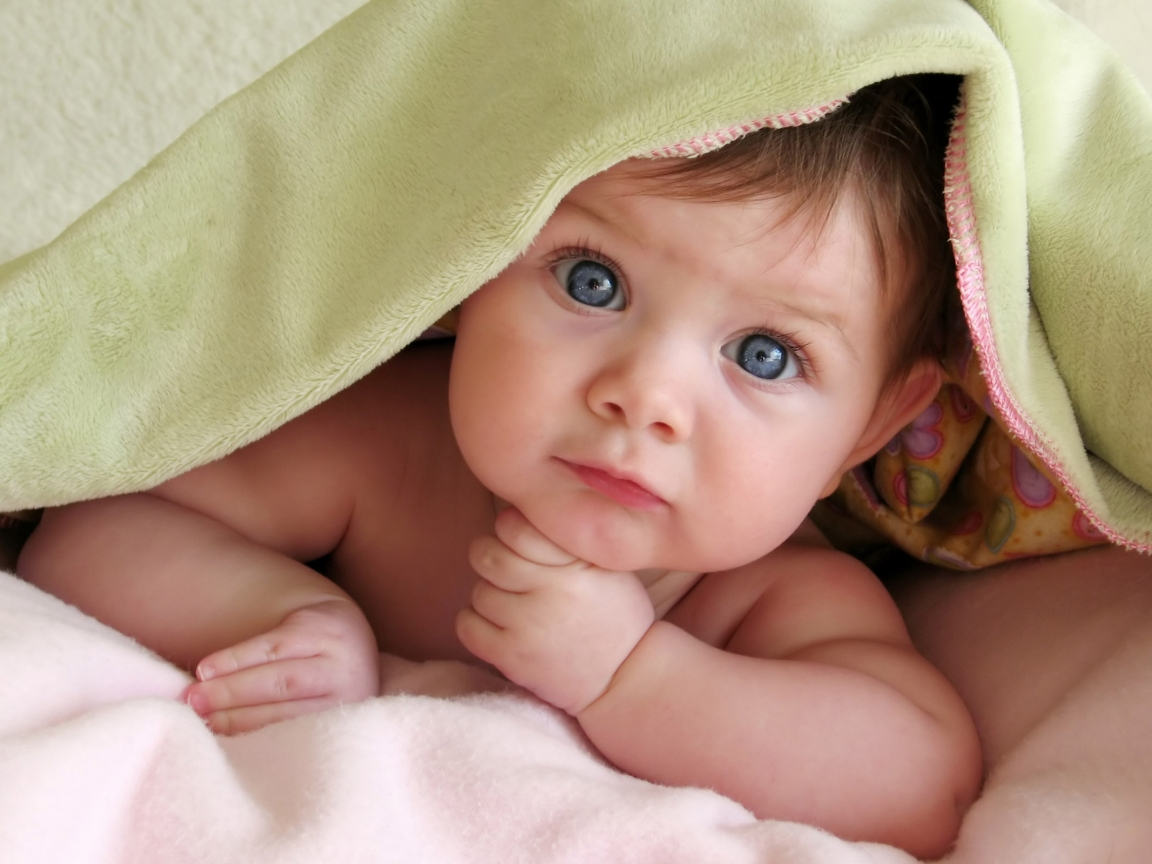 Un lindo bebe - 1152x864