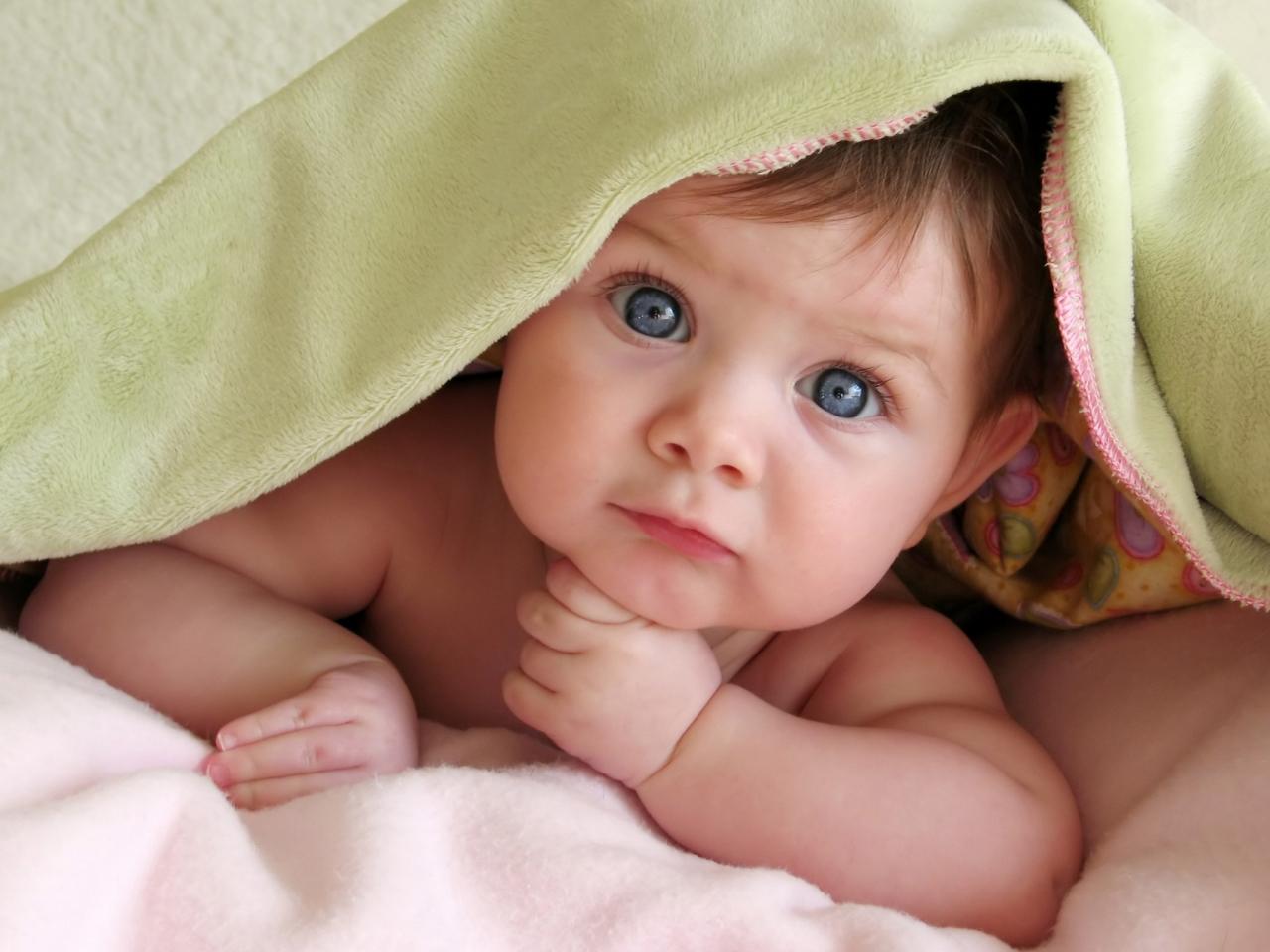 Un lindo bebe - 1280x960