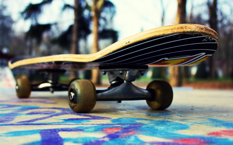 Un skate - 1440x900