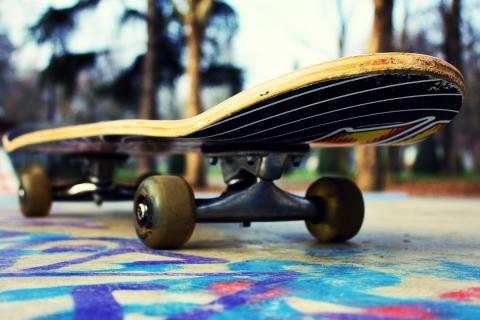 Un skate - 480x320