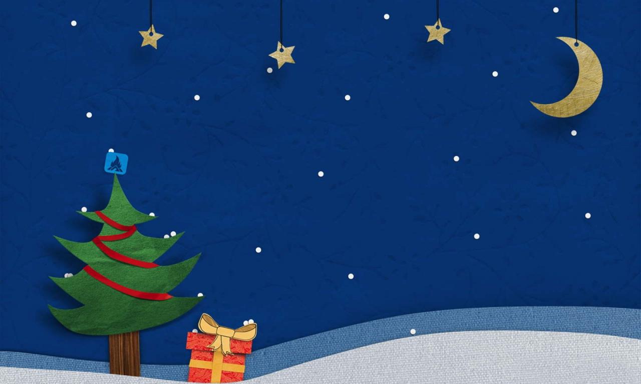 Una noche de navidad - 1280x768