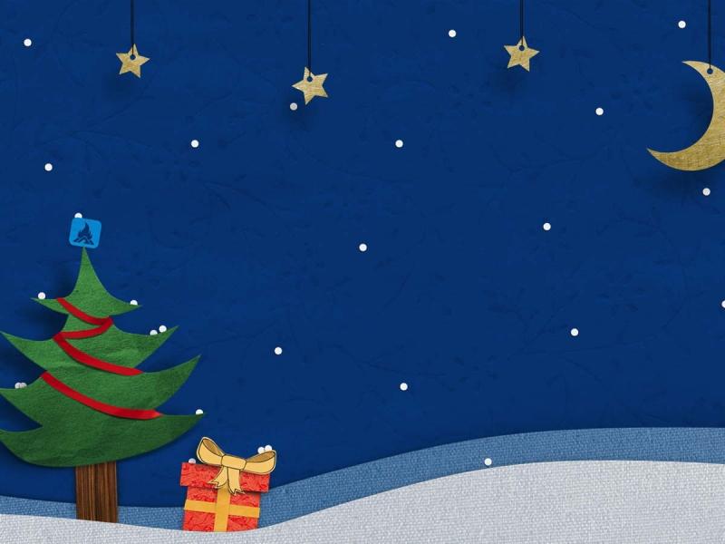 Una noche de navidad - 800x600