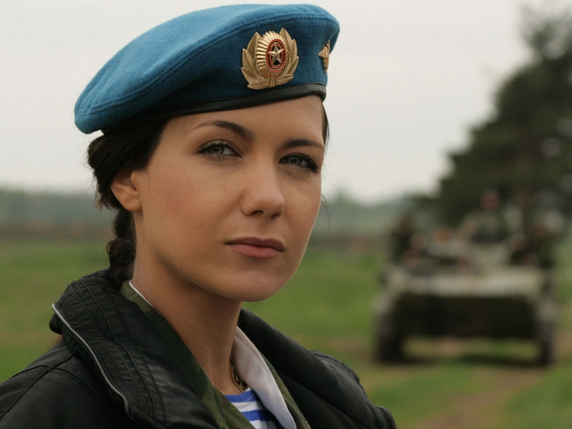 Una soldado - 1152x864