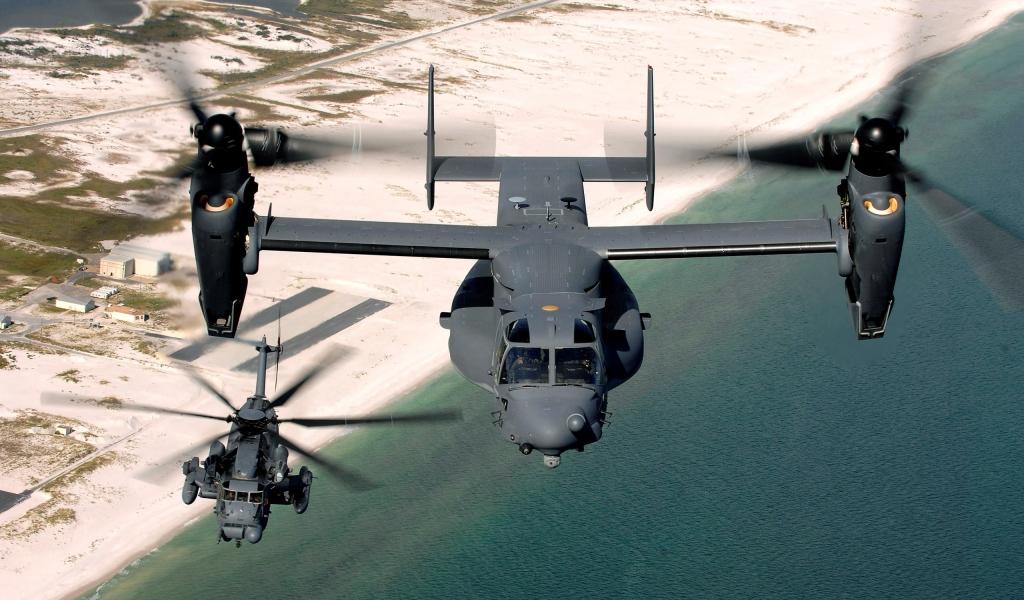 V-22 Osprey - 1024x600