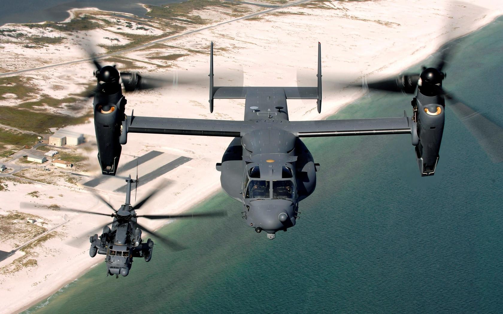 V-22 Osprey - 1680x1050