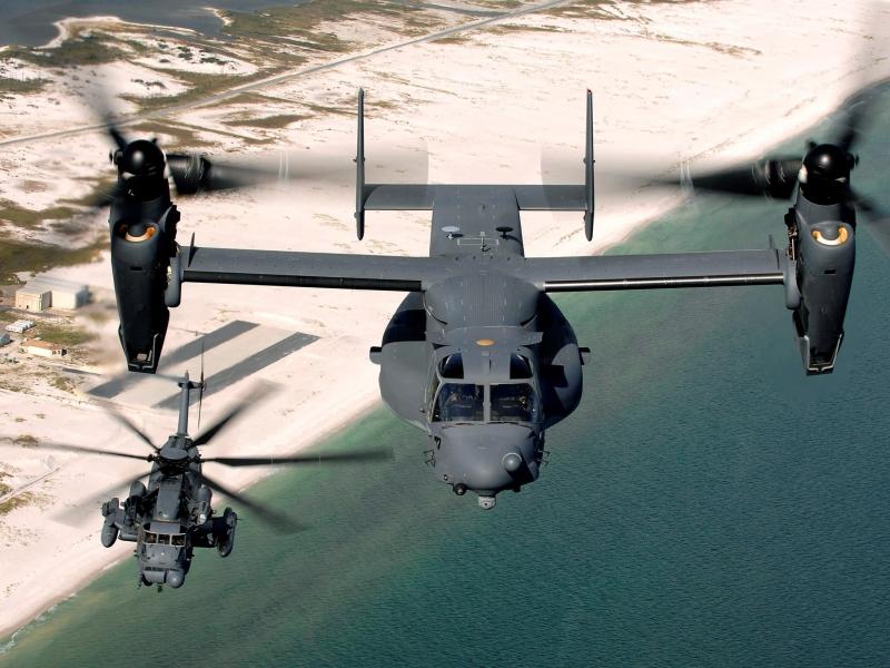 V-22 Osprey - 800x600
