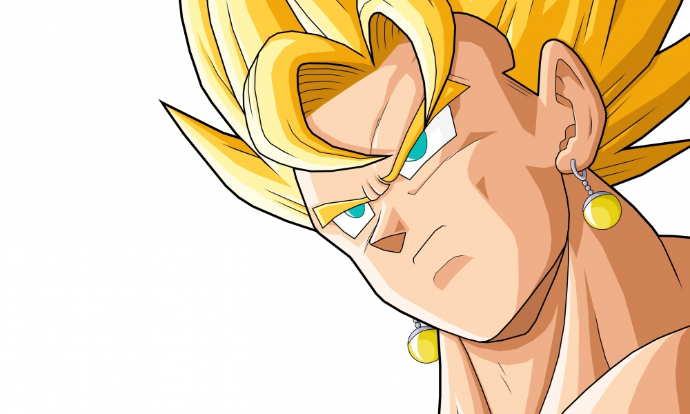 Vegeto de Dragon Ball Z - 1000x600