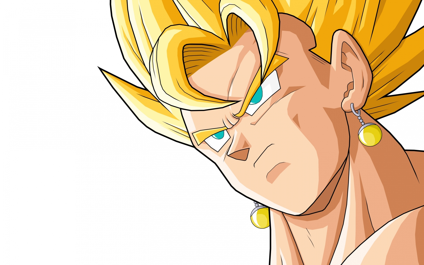 Vegeto de Dragon Ball Z - 1680x1050