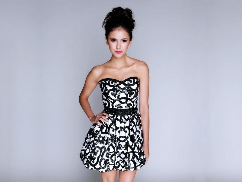 Vestido blanco y negro - 800x600