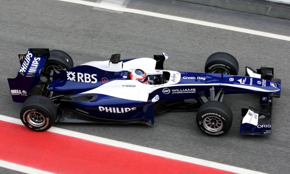 Williams FW32 - 1000x600