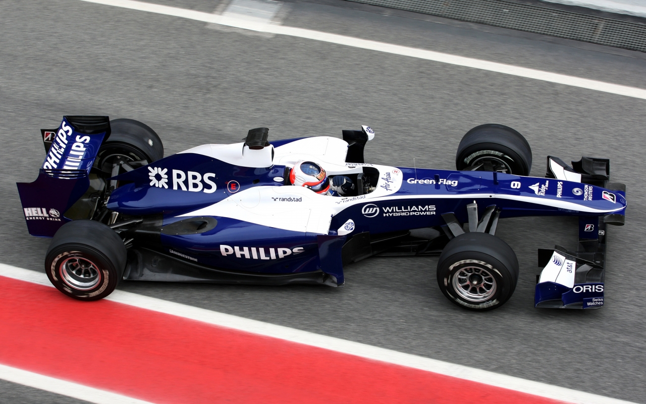 Williams FW32 - 1280x800