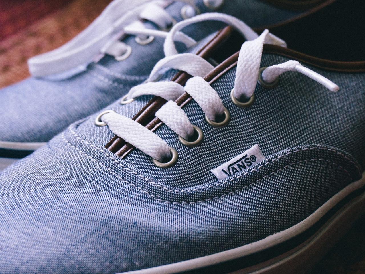 Zapatillas de lona - 1280x960