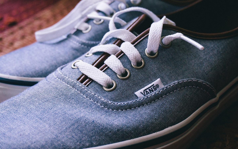 Zapatillas de lona - 1440x900