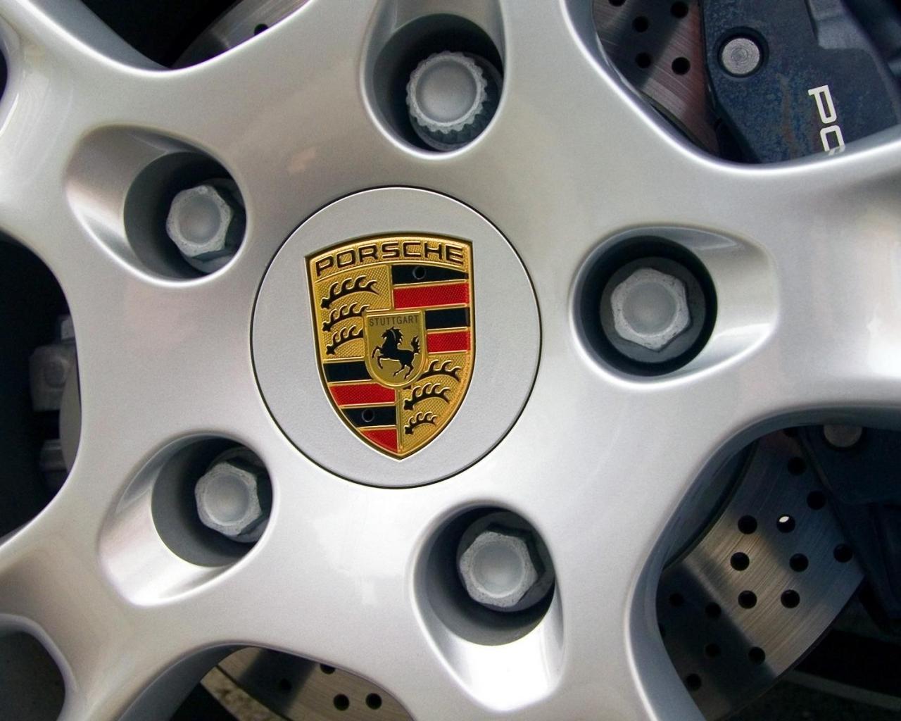Ahos de auto Porsche - 1280x1024
