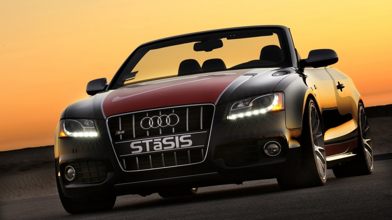 Audi Stasis 2014 - 1366x768
