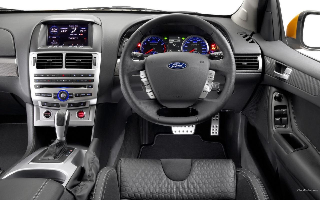 Aussie F6 310 Ford - 1280x800