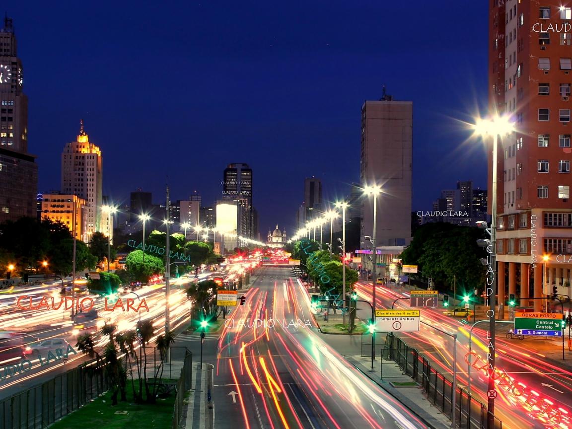 Avenida Presidente Vargas - 1152x864