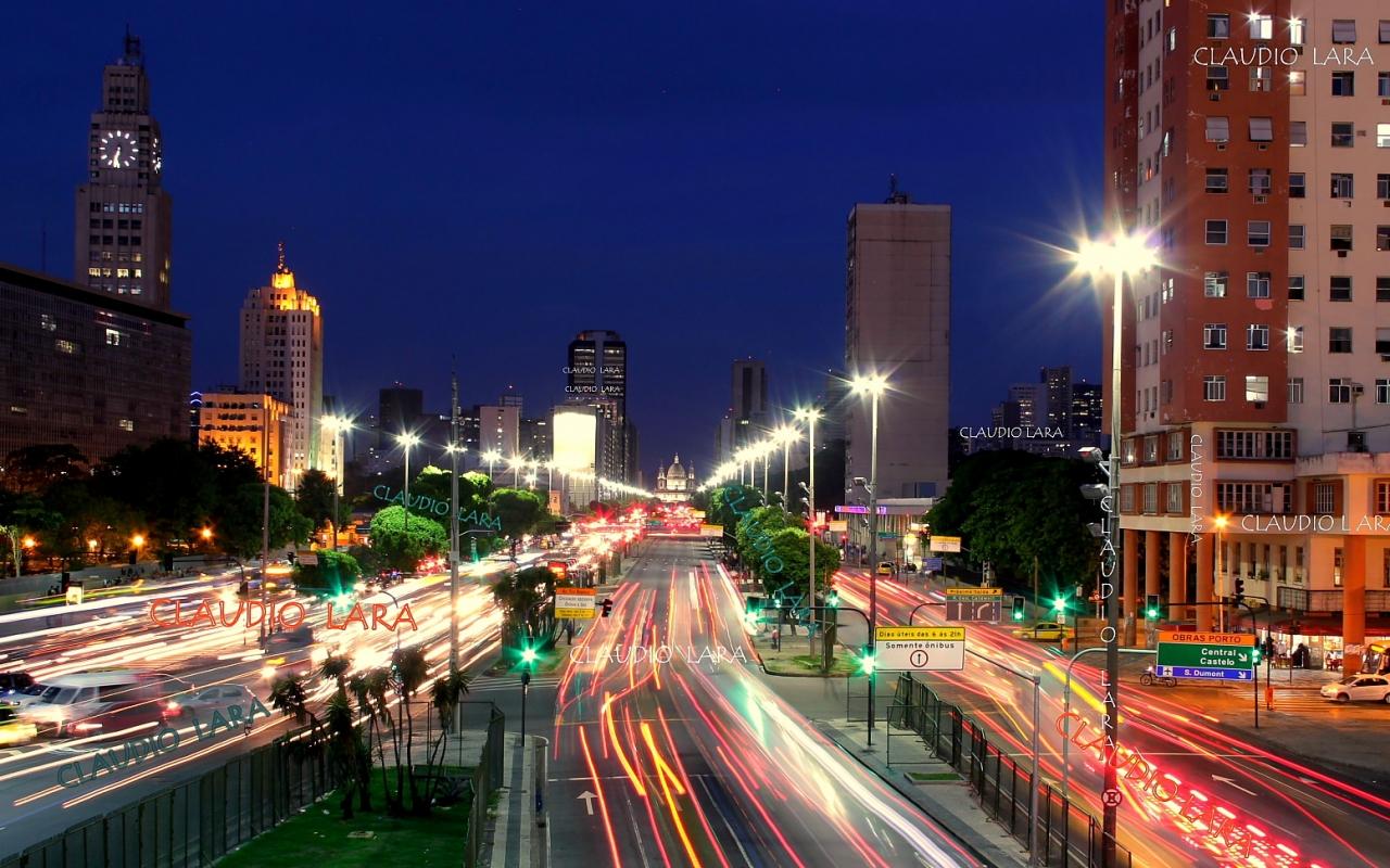 Avenida Presidente Vargas - 1280x800